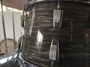 1967 LUDWIG SUPER CLASSIC IN BLUE OYSTER PEARL