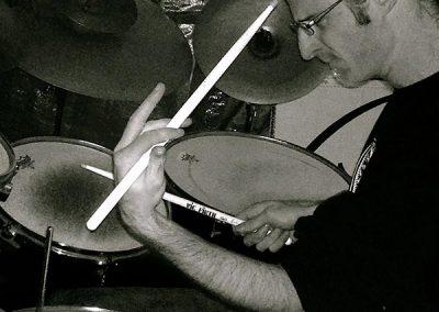 Jonathan Harding-Clark Drums Australia