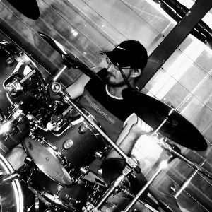 Jonathan Harding-Clark Drums Gold Coast Australia