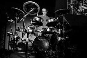 Jonathan Harding-Clark Roland V Drum Festival