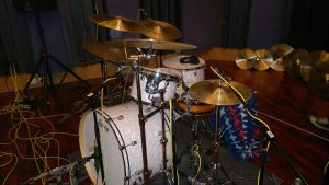Ludwig Bonham Set Up