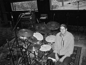 Jonathan Harding-Clark - Session Drummer