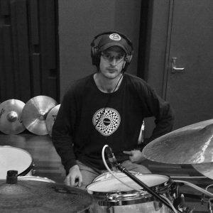 Jonathan Harding-Clark - Session Drummer - Studio Sessions